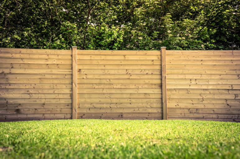 Bien choisir votre clôture de jardin